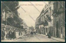 Taranto Martina Franca cartolina EE5703