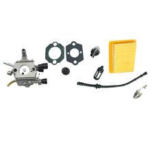 Luftfilter Kraftstoffleitung Zündkerze für STIHL FS 120 200 250 300 350