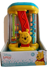 Winnie The Pooh Toy 8 Action Activity Center Learning Disney Toy