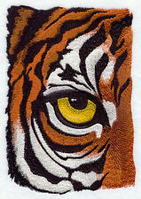 Embroidered Fleece Jacket - Eye of the Tiger E4368 Sizes S - XXL