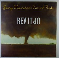 "12"" MAXI-Jerry Harrison: Casual Gods-REV It Up-a2328-Slavati & cleaned"