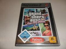 PlayStation 2  PS 2  Grand Theft Auto: Vice City Stories [Platinum]