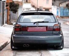 Volkswagen Golf MK3 GTI, VR6 VOTEX HECKBLENDE Filter Panel  OEM NOS.