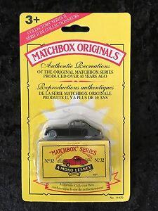 NEW Matchbox Originals JAGUAR XK 140 Authentic Recreations No.32 ON CARD
