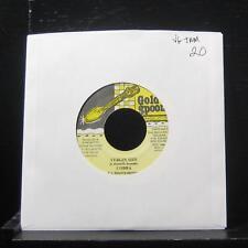 "Cobra - Vergin Size 7"" VG Jamaica Gold Spoon 1998 Vinyl 45"