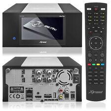 "Xtrend ET 8500 HD Sat-Receiver Linux Full HD HbbTV PVR 2 x DVB-S Tuner 4,3"" LCD"