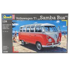 VOLKSWAGEN T1 Samba Bus Revell Car Model Kit 07399 OVP