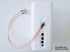 Huawei B818 Patch Lead / Pigtail TS9 to SMA N BNC TNC FME F MCX UHF male female