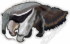 "Giant Anteater Wild Animal Car Bumper Window Vinyl Sticker Decal 5""X3.7"""