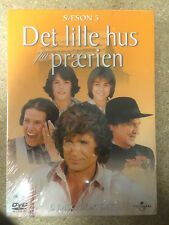 * DVD TV NEW SEALED * THE LITTLE HOUSE ON THE PRAIRIE SEASON 5 * sca