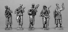 CP Models DG2 20mm Diecast WWII German 1st Levy Half Squad including Lewis LMG