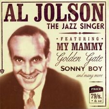 AL JOLSON - THE JAZZ SINGER  - CD NUOVO