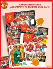 50 Packs: Panini XL Adrenalyn Man U Trading Card Collection - Manchester United