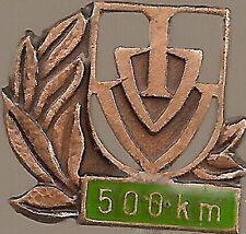 IVV 500 Km Distance Awards -  Hat Lapel Pin HP2208
