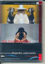LA MONTAGNA SACRA DVD DI ALEJANDRO JODOROWSKI