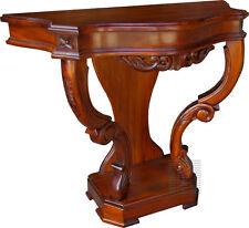 Mahogany Console Table