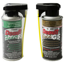 CAIG DeoxIT Bundle 1x G5 Gold Contact Cleaner & 1x F5 Fader Lube (G5S-6+F5S-H6)
