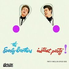 THE EVERLY BROTHERS - INSTANT PARTY!  CD NEU