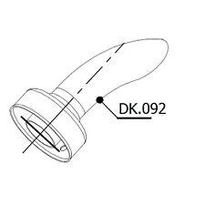 DB-KILLER para MIVV GP Silenciador Yamaha mt-07