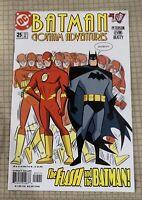 BATMAN: GOTHAM ADVENTURES (1998 Series) #25 Very Fine ( VG) Comics Book