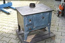Gussofen Kanonenofen Herd Historismus Art Deko Leuchtofen Ofen Kochmaschine
