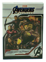 Avengers Endgame Movie 52 Card Playing Deck Cards Official Poker Marvel New