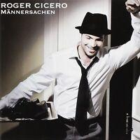 ROGER CICERO - MÄNNERSACHEN   CD NEU
