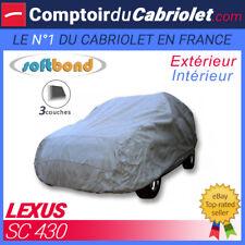 Housse Lexus SC 430 - SoftBond® : Bâche de protection mixte