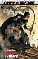 Batman #80 DC COMICS  Cover A 1ST PRINT CATWOMAN CITY OF BANE