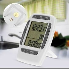 Portable Digital Multi-channel 3 Channels Timer Accurate Timing Countdown Clock