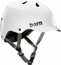 Bern Men's WATTS Bike Helmet-Satin White, 2X-Large/3X-Large