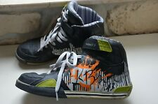 KEN BLOCK  SIGNED WRC RALLY SHOES USED