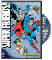 Super Friends: A Dangerous Fate - Season 5 [DVD] NEW!
