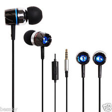 3.5mm Super Bass Stereo In-Ear Earphone Headphone Headset For Tablet MP3