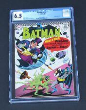 Batman #190 CGC 6.5 Penguin cover story 1967 DC Comics