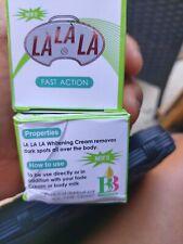 1X LALALA fast Action Lightening Face Cream 💯 Effective 😘