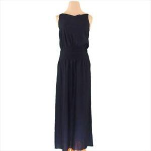 Jill Stuart  One piece  Black  Cotton 100% cotton Woman Authentic Used C3402