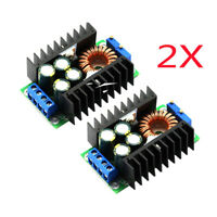 2X DC-DC Step Down Adjustable Constant Voltage Current Power Supply Module