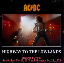 """AC DC : """"Highway To The Lowlands"""" 1979 (RARE CD)"""