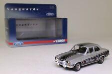 Ford Escort Mk1 MKI M.p. Racing Vanguards Va09501 1/43 PHASE 1 silver