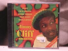 JIMMY CLIFF - BREAKOUT CD NUOVO SIGILLATO NEW SEALED
