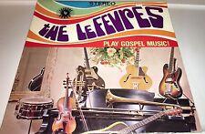 THE LEFEVRES...PLAY GOSPEL MUSIC Vinyl LP
