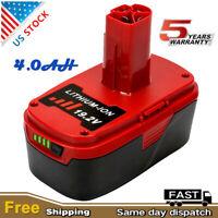 New For Craftsman C3 Li-ion XCP 4.0AH 19.2VOLT Battery Pack PP2011 35702 Diehard