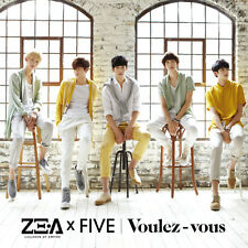 ZE:A  [ ZE:A FIVE  ] POSTER - Poster in Tube(POSTER ONLY) CHILDREN OF EMPIRE ZEA