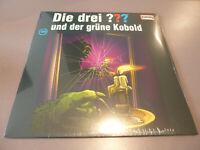 Die Drei ??? Fragezeichen - und der grüne Kobold - 2LP Vinyl // Neu & OVP // 199