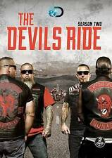 The Devils Ride: Season Two (DVD, 2014, 2-Disc Set) Motorcycle Club