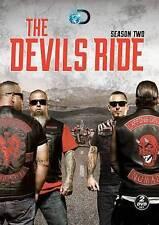 The Devils Ride: Season Two (DVD, 2014, 2-Disc Set) Motorcycle Club