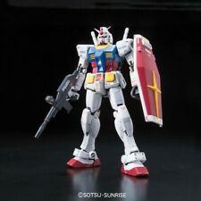 GUNDAM - RX-78-2 Gundam RG 1/144 Real Grade Model Kit - Nuovo