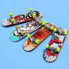 Mini Cute Finger Board Tech Deck Truck Skateboard Kid Children Boy's Toys Gift