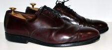 Allen Edmonds Mans Park Avenue Brown 11.5 D Medium Lace Up Oxford USA Made Shoe